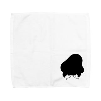 ふたり Towel handkerchiefs