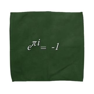 オイラーの等式 Towel handkerchiefs