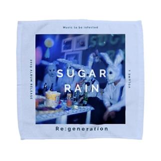 Sugar Rain 1st ALBUM jacket Towel handkerchiefs