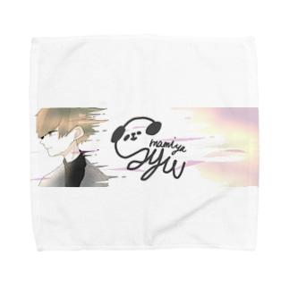 間宮朱雨グッズ Towel handkerchiefs