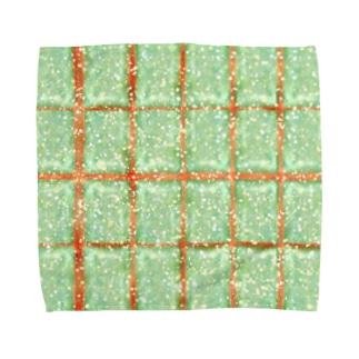 5月NEW「焼き立てメロンパン」 Towel handkerchiefs