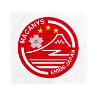 パ紋No.2946 MACANYS Towel handkerchiefs