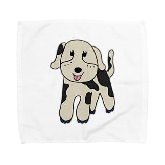 オールドイングリッシュシープドッグ Towel handkerchiefs
