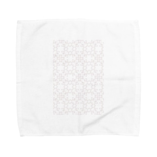 RMk→D (アールエムケード)の幾何学模様 R Towel Handkerchief