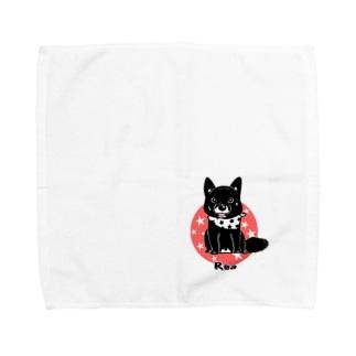 れあ Towel handkerchiefs