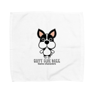 ボストン【DAKK】 Towel handkerchiefs