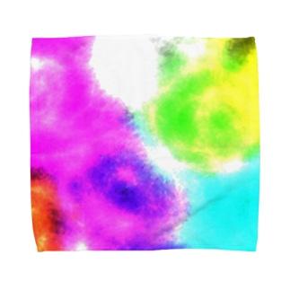 COLOR_1 Towel handkerchiefs