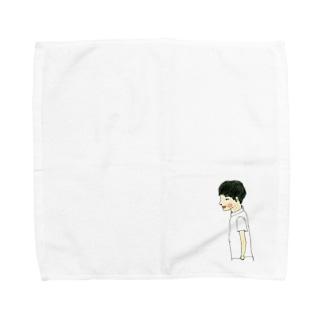 NODOKA院長 Towel handkerchiefs