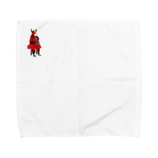 ヤマアラシのジレンマを克服した人 Towel handkerchiefs