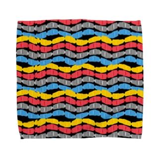 GW特別企画1「BUI」 Towel handkerchiefs