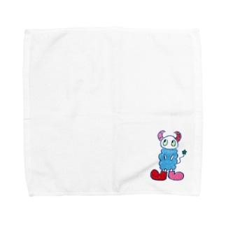 a:kumoシリーズ Towel handkerchiefs