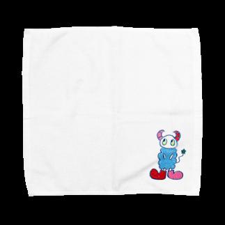 space a:kumoのa:kumoシリーズ Towel handkerchiefs