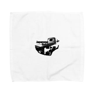 日本の魂 軽トラ! Towel handkerchiefs