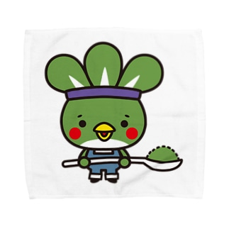 粉ドリ君 Towel handkerchiefs