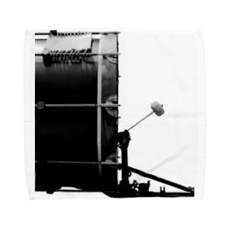 HIBIKI SATO Official Arts.の「DRUMS!!」#9 Towel handkerchiefs