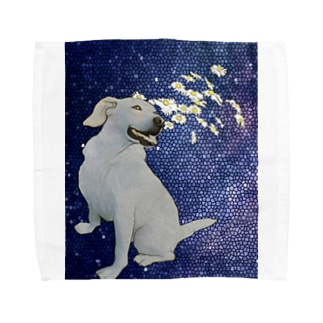 TK-pro(ワンちゃん) Towel Handkerchief