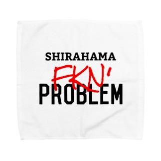 白浜プロブレム Towel handkerchiefs
