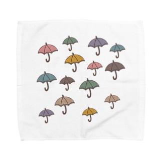 雨に負けるな Towel handkerchiefs