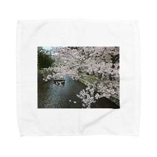 京都、大好き! Towel handkerchiefs