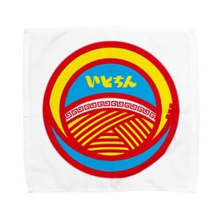 パ紋No.2953 いとちん Towel handkerchiefs