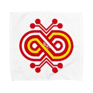 パ紋No.2954 りょうこ Towel handkerchiefs