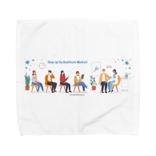 Cheer up! Towel Handkerchief