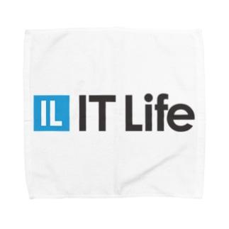 IT Life タオルハンカチ
