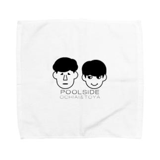 プールサイドグッズ Towel handkerchiefs