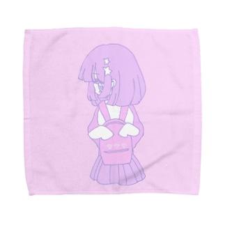 天使ちゃん Towel handkerchiefs