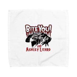 阿修羅(淡色用デザイン) Towel handkerchiefs