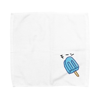 キーンなアイス Towel handkerchiefs