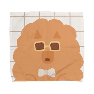 ナチュラルひのき Towel handkerchiefs