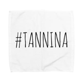 #TANNINA タオルハンカチ