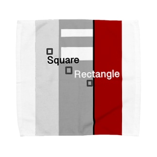 Square    Rectangle  Towel handkerchiefs