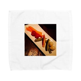 おおお Towel handkerchiefs