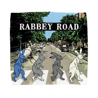 RABBEY ROAD タオル Towel handkerchiefs