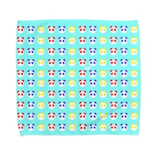 PANDADARAKE Towel handkerchiefs