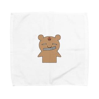 セタガイヤー Towel handkerchiefs