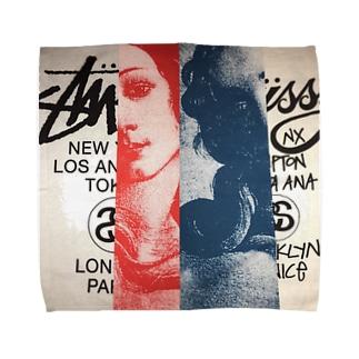 いいんじゃん?! Towel handkerchiefs