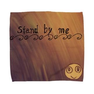 shirotaro-スタンドバイミー- Towel handkerchiefs