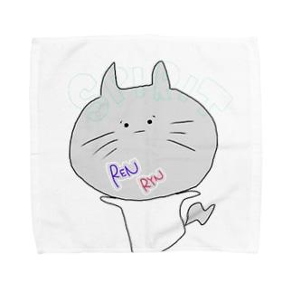 すぴりっと公式グッズ Towel handkerchiefs