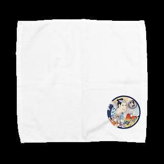 のすの磯部磯兵衛物語 Towel handkerchiefs