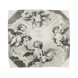 4 Angels Towel handkerchiefs