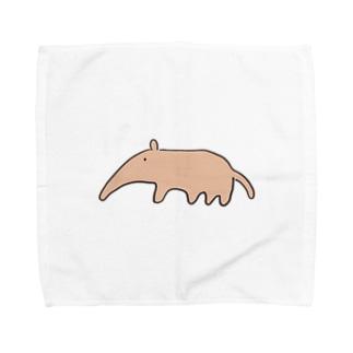 アリクイくん Towel handkerchiefs