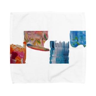 しゅんかしゅうとう Towel handkerchiefs