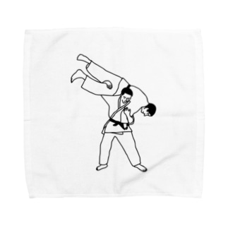 肩車 Towel handkerchiefs