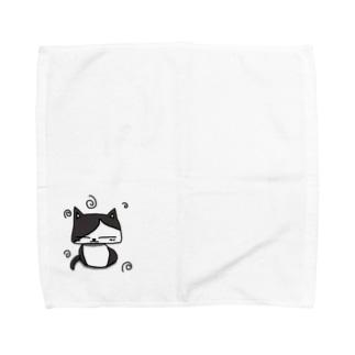 しゃる Towel handkerchiefs