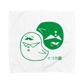 ヨウコ2 Towel handkerchiefs