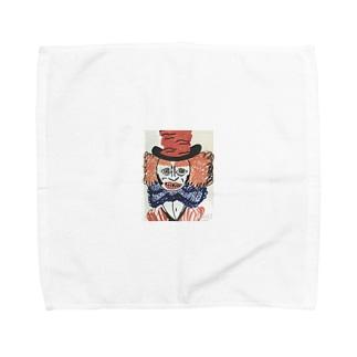 マッドハッター Towel handkerchiefs