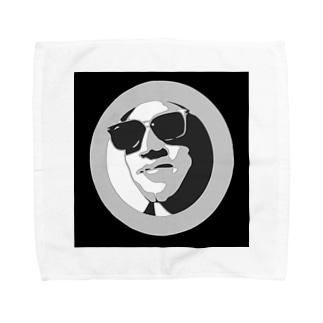 FlyingDiscMan Towel handkerchiefs